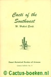 Earle, W. Hubert - Cacti of the Southwest (1963, 1e druk)