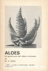 Noble, W.T. - Aloes for Greenhouse and indoor Cultivation