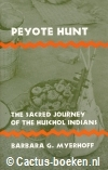 Myerhoff,B. - Peyote Hunt