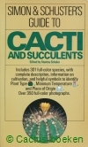 Pizzetti,M.-Simon & Schuster's Guide to Cacti and Succulents