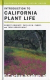 Ornduff, Faber, Wolf - Introduction to California Plant Life