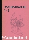 Asclepiadaceae - Alle nummers 1 - 22 in 4 ringbanden