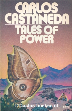 Carlos Castaneda - Tales of Power (1975, Touchstone) - (voorkant).
