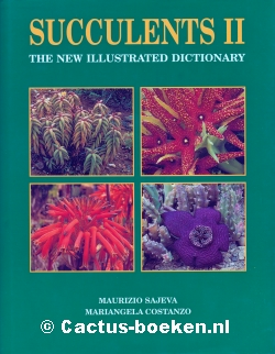 M. & Costanzo, M. - Succulents II , The New illustrated Dictionary (voorkant).