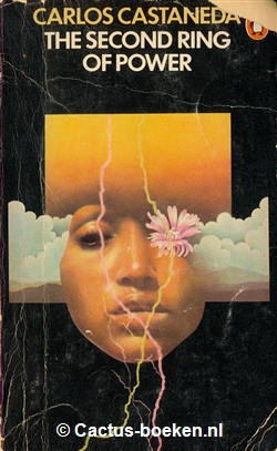 Carlos Castaneda - The second Ring of Power. (1977, Penguin) - (voorkant).