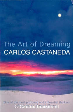 Carlos Castaneda - The Art of Dreaming (Thorson Element) - (voorkant).