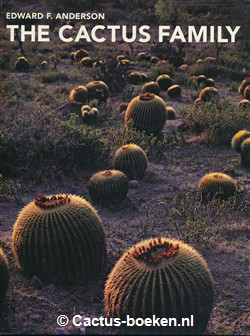 Edward F. Anderson - The Cactus Family (voorkant).