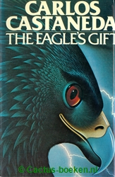 Carlos Castaneda - The Eagle's Gift (1981, Hodder and Stoughton) - (voorkant).