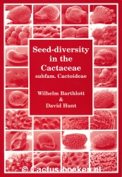 Barthlott,W. & Hunt, D. - Seed-diversity in the Cactaceae (voorkant).